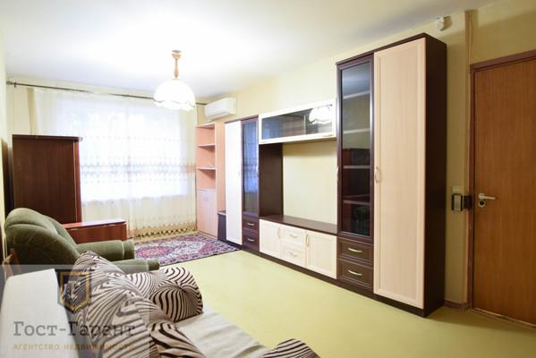 1 комнатная на Россошанском проезде. Фото 4