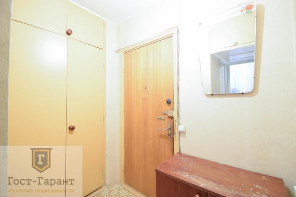 1 комнатная на Россошанском проезде. Фото 7
