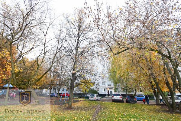 Адрес: Россошанский проезд, дом 5к1, агентство недвижимости Гост-Гарант, планировка: П-49, комнат: 1. Фото 10