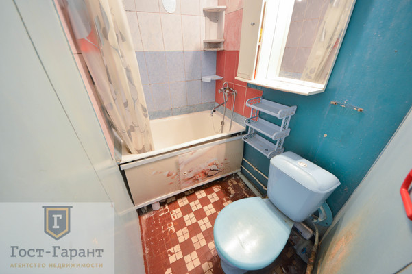 2 комнатная на 2-й Владимирской. Фото 10