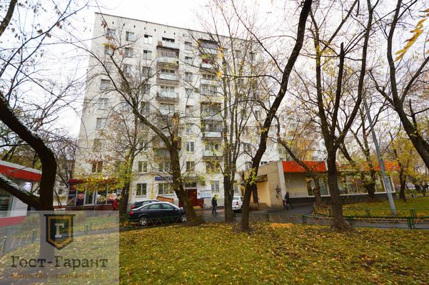 Адрес: 2-я Владимирская улица, дом 42, агентство недвижимости Гост-Гарант, планировка: II-18, комнат: 2. Фото 13