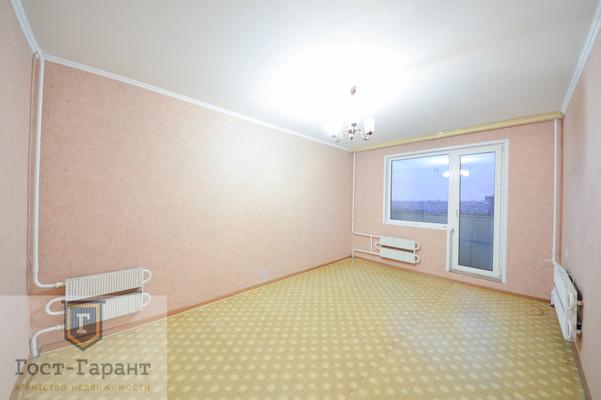 2-комнатная без мебели. Фото 3