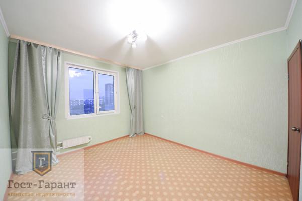 2-комнатная без мебели. Фото 7