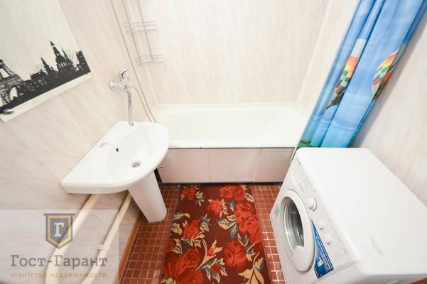 2-комнатная без мебели. Фото 11