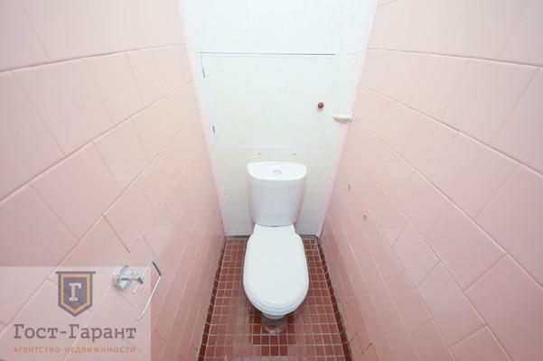 2-комнатная без мебели. Фото 12