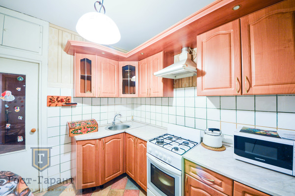 Адрес: Ташкентская улица, дом 16к1, агентство недвижимости Гост-Гарант, планировка: 1605-АМ, комнат: 3. Фото 2
