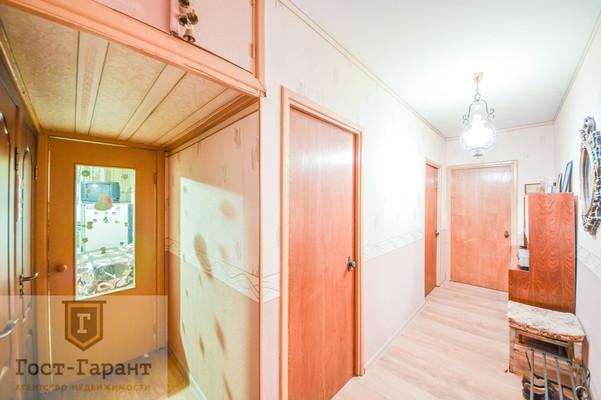 Адрес: Ташкентская улица, дом 16к1, агентство недвижимости Гост-Гарант, планировка: 1605-АМ, комнат: 3. Фото 6