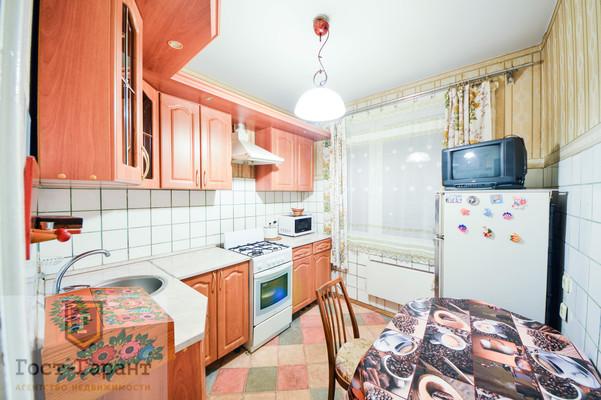 Адрес: Ташкентская улица, дом 16к1, агентство недвижимости Гост-Гарант, планировка: 1605-АМ, комнат: 3. Фото 1