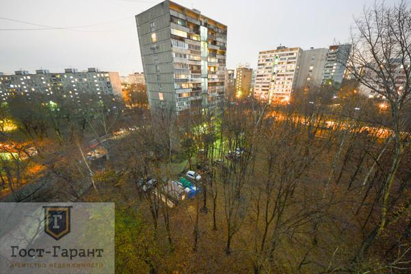 Адрес: Ташкентская улица, дом 16к1, агентство недвижимости Гост-Гарант, планировка: 1605-АМ, комнат: 3. Фото 14
