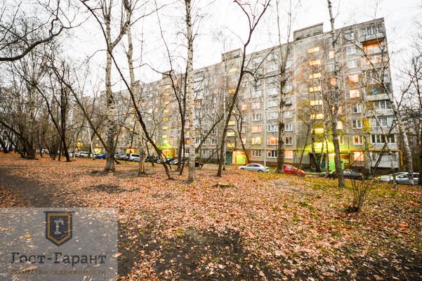 Адрес: Ташкентская улица, дом 16к1, агентство недвижимости Гост-Гарант, планировка: 1605-АМ, комнат: 3. Фото 15