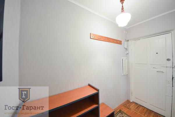 Адрес: 3-я Прядильная, дом 13к2, агентство недвижимости Гост-Гарант, планировка: И-510, комнат: 2. Фото 11