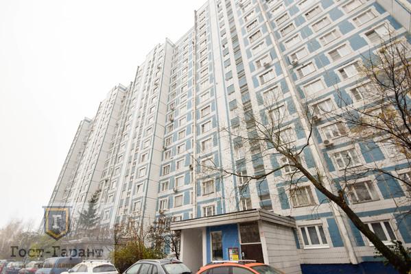 Адрес: Рублевское шоссе, дом 30к2, агентство недвижимости Гост-Гарант, планировка: П44, комнат: 1. Фото 9