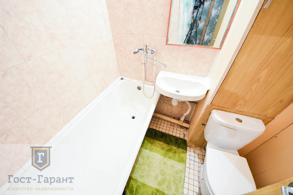 Адрес: Москва, ул. Плеханова 25к2, агентство недвижимости Гост-Гарант, комнат: 1. Фото 8