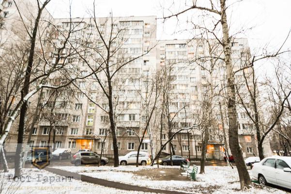 Адрес: Москва, ул. Плеханова 25к2, агентство недвижимости Гост-Гарант, комнат: 1. Фото 10