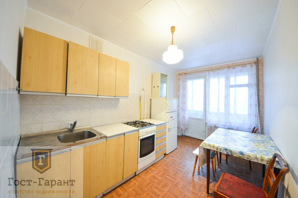 1-комнатная на Металлургов. Фото 3