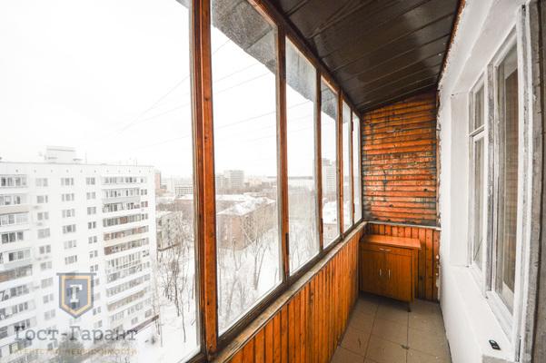 1-комнатная на Металлургов. Фото 5