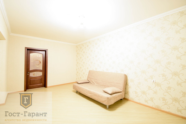 1-комнатная в мкр. Град Московский. Фото 4