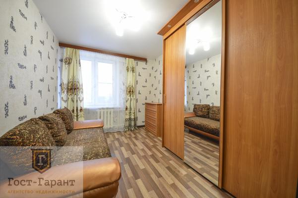 Малогабаритная двухкомнатная квартира. Фото 1