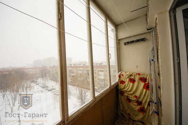 Адрес: Ставропольская улица, дом 17к2, агентство недвижимости Гост-Гарант, планировка: И-209А, комнат: 2. Фото 6