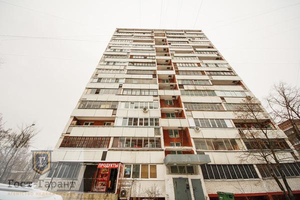 Адрес: Ставропольская улица, дом 17к2, агентство недвижимости Гост-Гарант, планировка: И-209А, комнат: 2. Фото 13