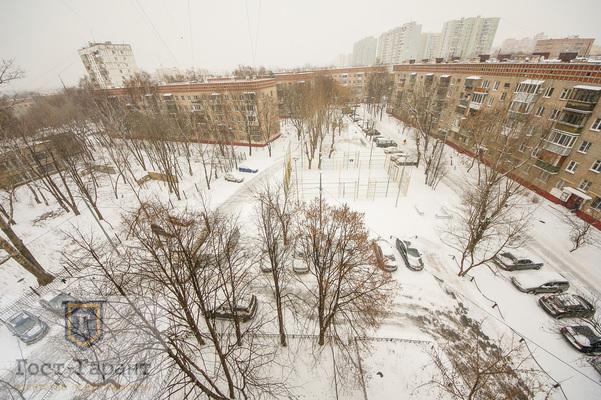 Адрес: Ставропольская улица, дом 17к2, агентство недвижимости Гост-Гарант, планировка: И-209А, комнат: 2. Фото 14