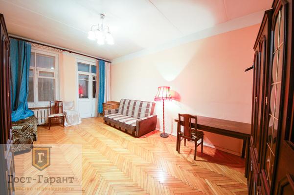 Комната на Белорусской. Фото 1
