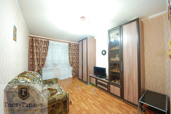 Адрес: Михайлова улица, дом 6, агентство недвижимости Гост-Гарант, планировка: I-511, комнат: 2. Фото 3