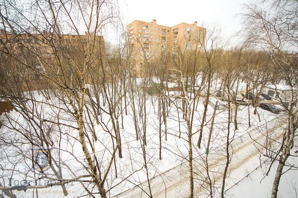 Адрес: Фрязевская улица, дом 15к5, агентство недвижимости Гост-Гарант, планировка: И-209А, комнат: 2. Фото 12