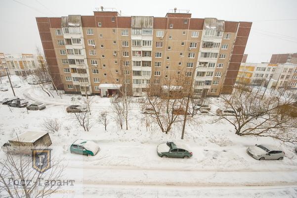 Адрес: Новокосинская улица, 6к2, агентство недвижимости Гост-Гарант, планировка: П-46, комнат: 2. Фото 14