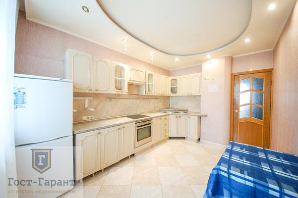Адрес: Новокосинская улица, 6к2, агентство недвижимости Гост-Гарант, планировка: П-46, комнат: 2. Фото 1