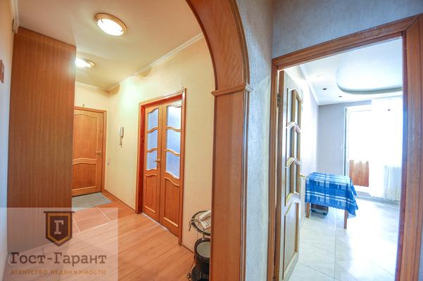 Адрес: Новокосинская улица, 6к2, агентство недвижимости Гост-Гарант, планировка: П-46, комнат: 2. Фото 7