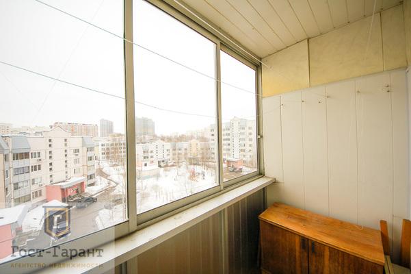 Адрес: Академика Семёнова улица, дом 15, агентство недвижимости Гост-Гарант, планировка: П-46, комнат: 2. Фото 3