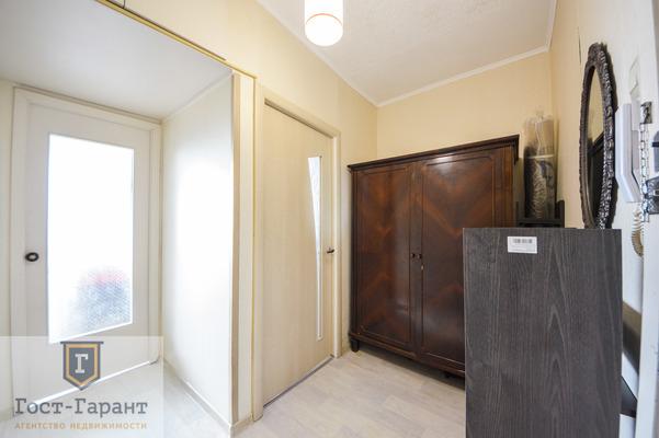 Адрес: Борисовский проезд, дом 11к1, агентство недвижимости Гост-Гарант, планировка: П46, комнат: 1. Фото 8