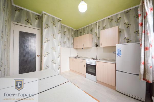 Адрес: Борисовский проезд, дом 11к1, агентство недвижимости Гост-Гарант, планировка: П46, комнат: 1. Фото 2