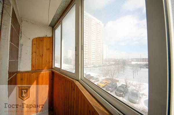 Адрес: Хабаровская улица, дом 2, агентство недвижимости Гост-Гарант, планировка: П44, комнат: 1. Фото 5