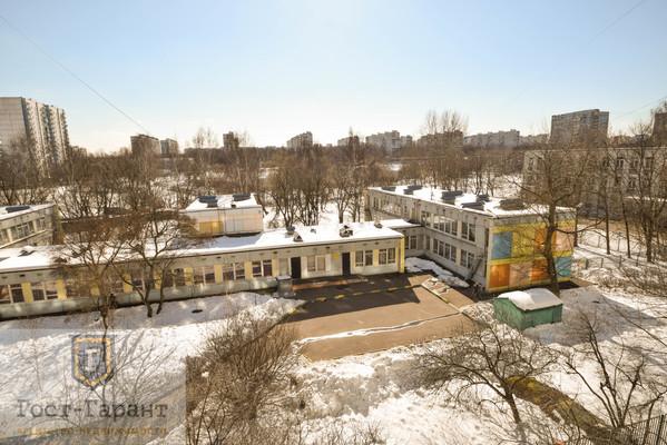Адрес: Дорожная улица, дом 16к3, агентство недвижимости Гост-Гарант, комнат: 1. Фото 6