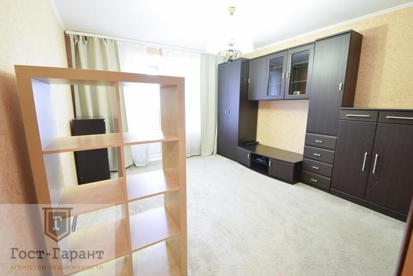 1 комнатная на Беговой. Фото 3