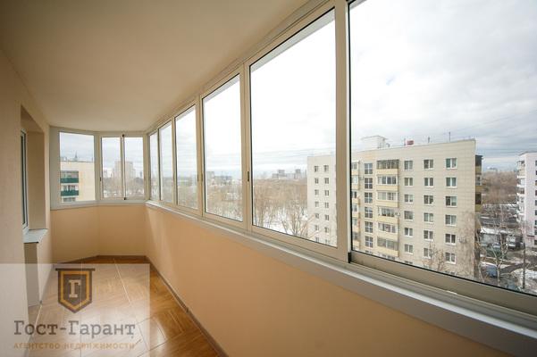 Адрес: Русанова проезд, дом 31, агентство недвижимости Гост-Гарант, планировка: Индивидуальный проект, комнат: 2. Фото 7