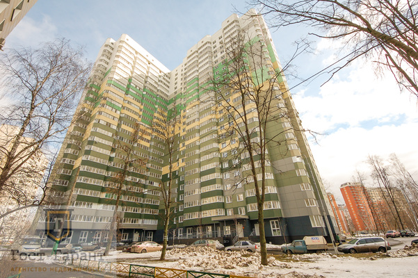 Адрес: Русанова проезд, дом 31, агентство недвижимости Гост-Гарант, планировка: Индивидуальный проект, комнат: 2. Фото 9