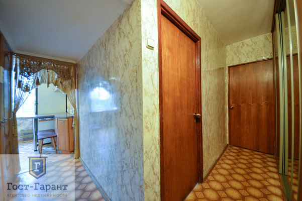Адрес: Красного Маяка улица, дом 3, агентство недвижимости Гост-Гарант, планировка: П-49, комнат: 3. Фото 12