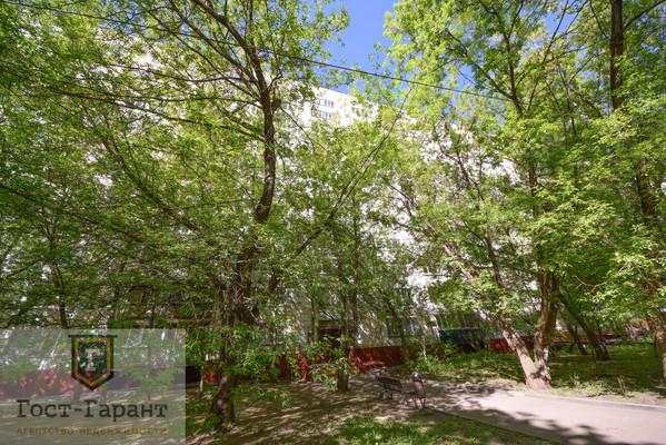 Адрес: Маршала Тухачевского улица, дом 42к3, агентство недвижимости Гост-Гарант, планировка: II-68 , комнат: 2. Фото 15