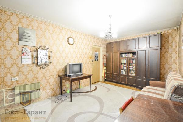 Адрес: Елецкая улица, дом 11к1, агентство недвижимости Гост-Гарант, планировка: П43, комнат: 2. Фото 2