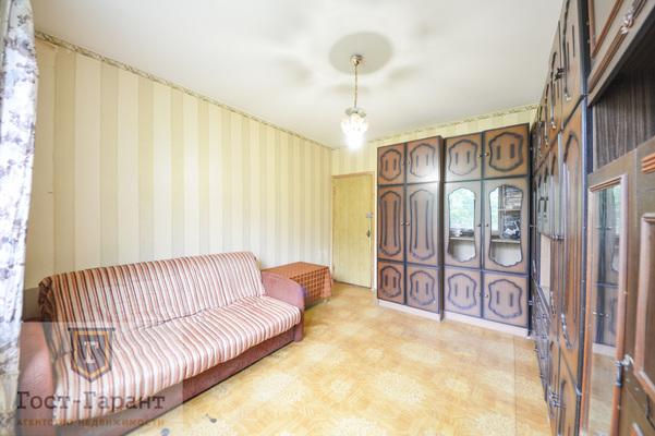 Адрес: Елецкая улица, дом 11к1, агентство недвижимости Гост-Гарант, планировка: П43, комнат: 2. Фото 4