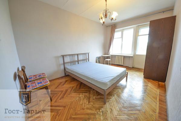 Адрес: Новая Башиловка улица, дом 3, агентство недвижимости Гост-Гарант, планировка: Индивидуальный проект, комнат: 2. Фото 1