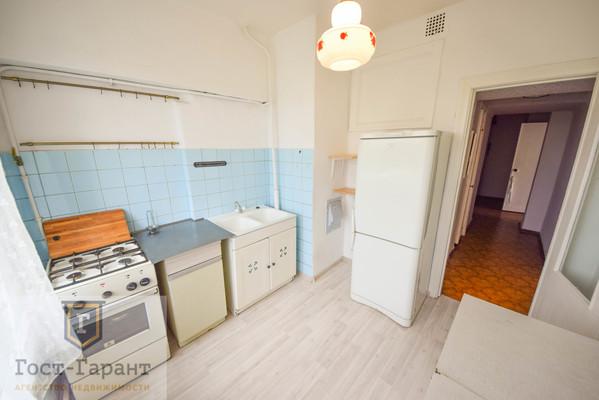 Адрес: Новая Башиловка улица, дом 3, агентство недвижимости Гост-Гарант, планировка: Индивидуальный проект, комнат: 2. Фото 7