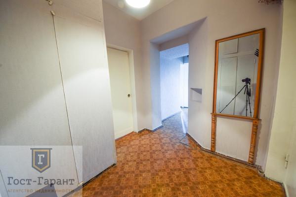 Адрес: Новая Башиловка улица, дом 3, агентство недвижимости Гост-Гарант, планировка: Индивидуальный проект, комнат: 2. Фото 8