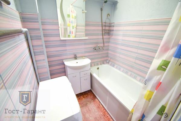 Адрес: Новая Башиловка улица, дом 3, агентство недвижимости Гост-Гарант, планировка: Индивидуальный проект, комнат: 2. Фото 9