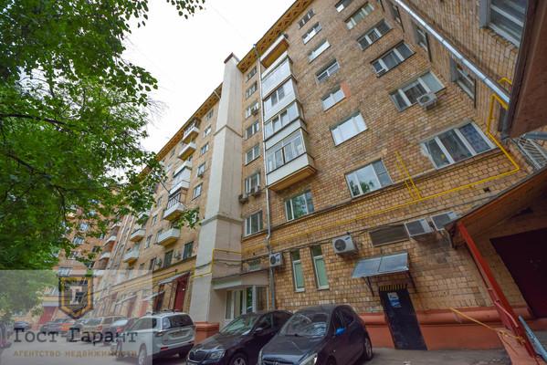 Адрес: Новая Башиловка улица, дом 3, агентство недвижимости Гост-Гарант, планировка: Индивидуальный проект, комнат: 2. Фото 11