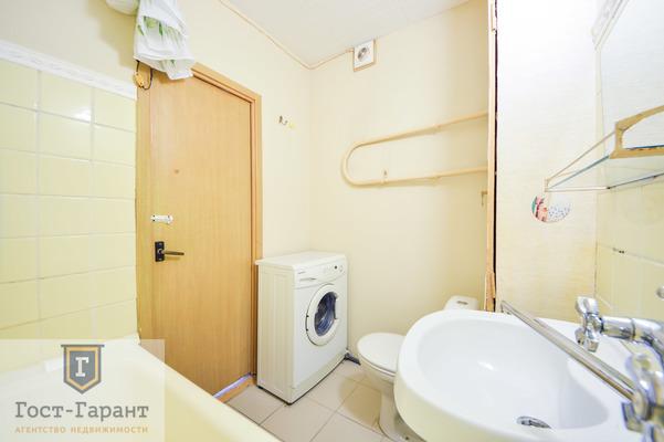 Адрес: Батайский проезд, дом 37, агентство недвижимости Гост-Гарант, планировка: П44, комнат: 1. Фото 6