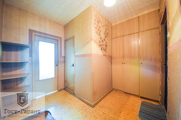 Адрес: Батайский проезд, дом 37, агентство недвижимости Гост-Гарант, планировка: П44, комнат: 1. Фото 8